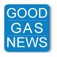 Good Gas News logo